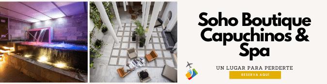 Hotel con jacuzzi en Cadiz
