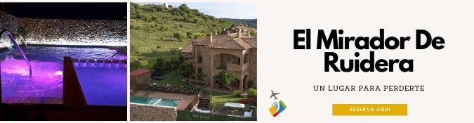 Hotel con jacuzzi en Castilla La Mancha